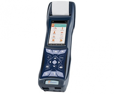 E4500 Hand - Held Industrial Combustion Gas & Emissions Analyzer